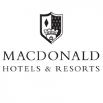 Macdonald Hotels & Resorts logo previous client of Ntertain Corporate Entertainment Agency