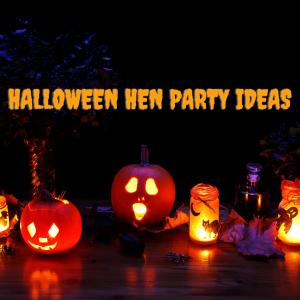 Halloween Hen Party Ideas